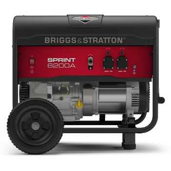 Briggs&Stratton Sprint 6200A (220В)